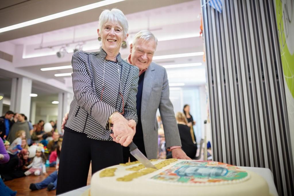 Cake Cutting - JO and MO 22.3.15